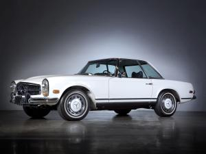 Mercedes-Benz 280 SL 1967 года